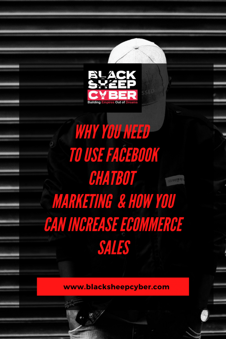 How to Use Facebook Chatbot Marketing to Increase eCommerce Sales